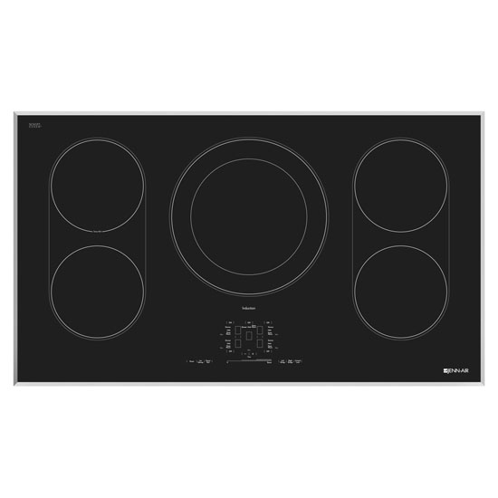 "Jenn-Air Euro-Style 36"" Induction Cooktop"