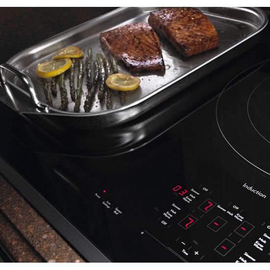 Jenn Air Jic4536xs Euro Style 36 Induction Cooktop Jic4536xs Johnsons Appliances
