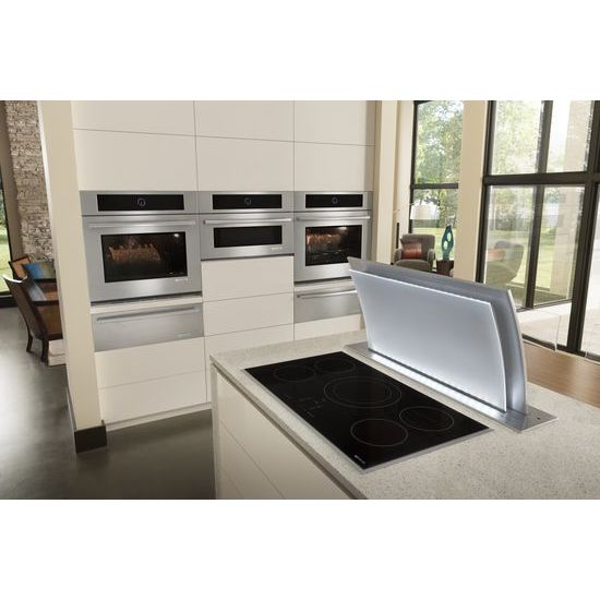 "Model: JIC4536XS | Jenn-Air Euro-Style 36"" Induction Cooktop"