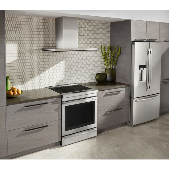 "Model: JIS1450DS | Jenn-Air Euro-Style 30"" Induction Range"