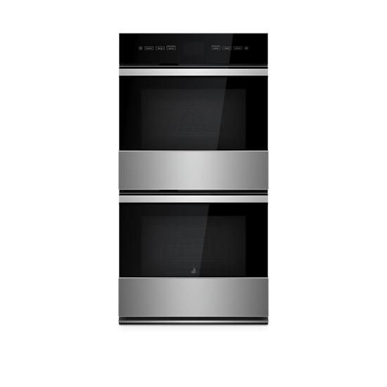 """Jenn-Air NOIR™ 27"""" Double Wall Oven with MultiMode® Convection System"""