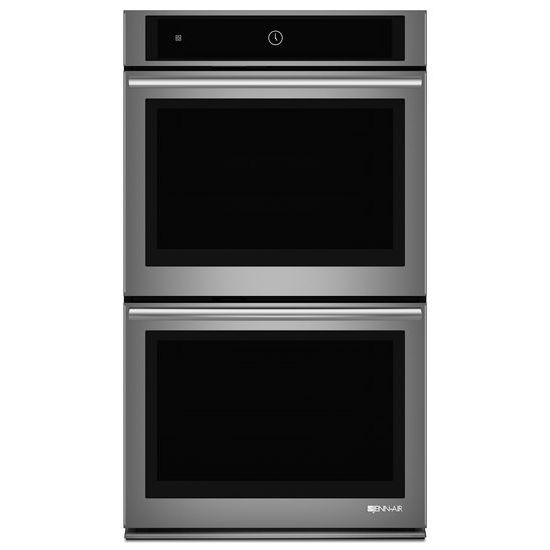 "Model: 4-JJW2830DS-AD12 | Jenn-Air Euro-Style 30"" Double Wall Oven with MultiMode® Convection System"