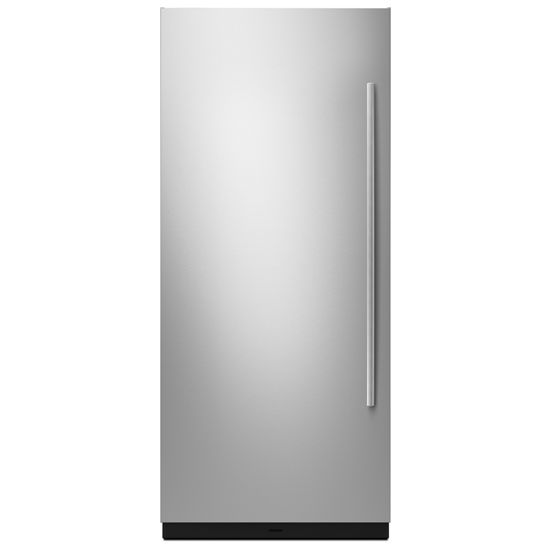 "Jenn-Air 36"" Built-In Column Refrigerator with Euro-Style Panel Kit, Left Swing"