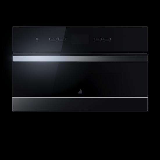 "Jenn-Air NOIR™ 30"" BUILT-IN MICROWAVE OVEN WITH SPEED-COOK"