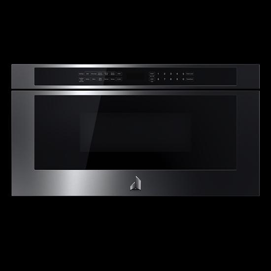 "Model: JMDFS30HL | Jenn-Air RISE™ 30"" Under Counter Microwave Oven with Drawer Design"