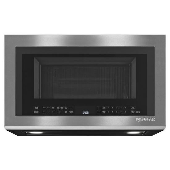 "Jenn-Air Euro-Style 30"" Over-the-Range Microwave Oven with Convection"