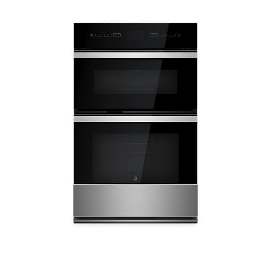 """Jenn-Air NOIR™ 27"""" Microwave/Wall Oven with MultiMode® Convection System"""