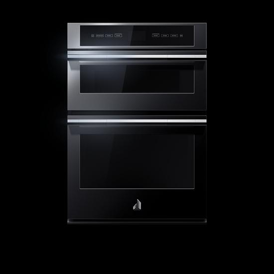 """Jenn-Air RISE™  30"""" Microwave/Wall Oven with MultiMode® Convection System"""