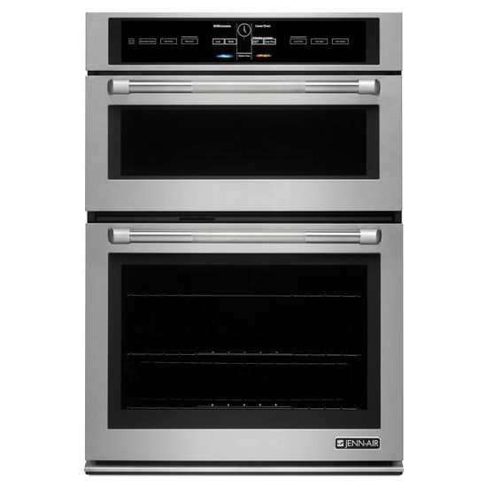 "Model: JMW3430DP | Jenn-Air Pro-Style® 30"" Microwave/Wall Oven with V2™ Vertical Dual-Fan Convection System"