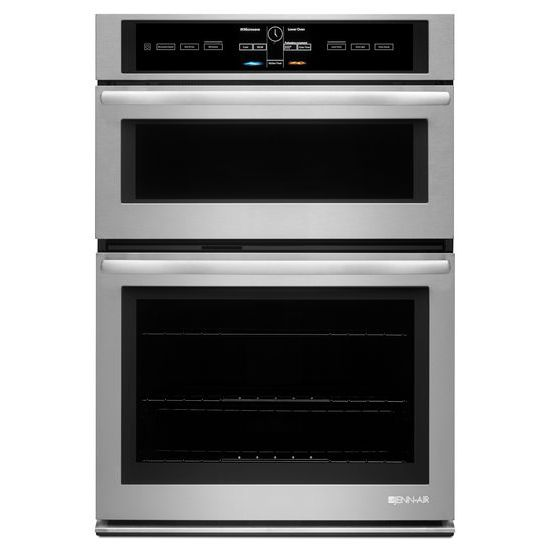 """Jenn-Air Euro-Style 30"""" Microwave/Wall Oven with V2™ Vertical Dual-Fan Convection System"""