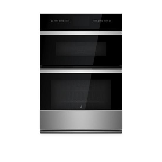 "Jenn-Air NOIR™ 30"" Microwave/Wall Oven with V2™ Vertical Dual-Fan Convection"