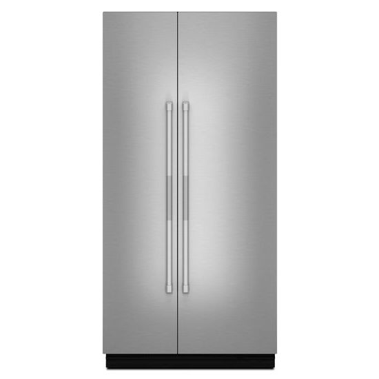 "Jenn-Air 42"" Built-In Side-by-Side Refrigerator"