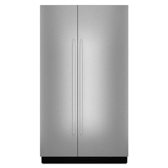 "Jenn-Air 48"" Built-In Side-by-Side Refrigerator"
