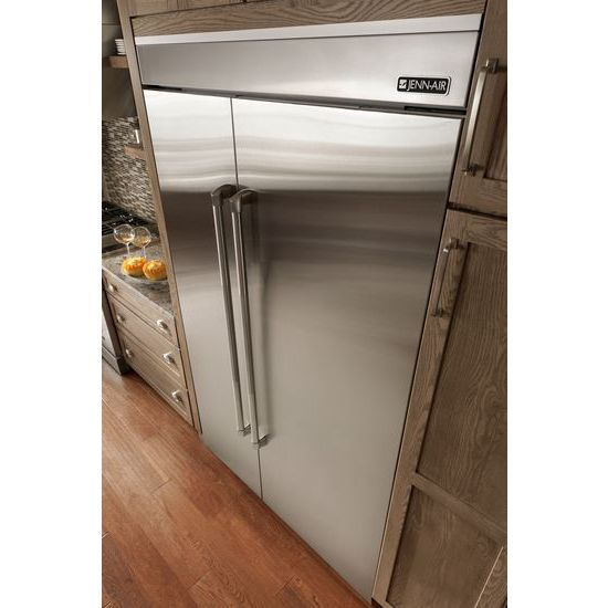 "Model: JS48NXFXDE | Jenn-Air 48"" Built-In Side-by-Side Refrigerator"