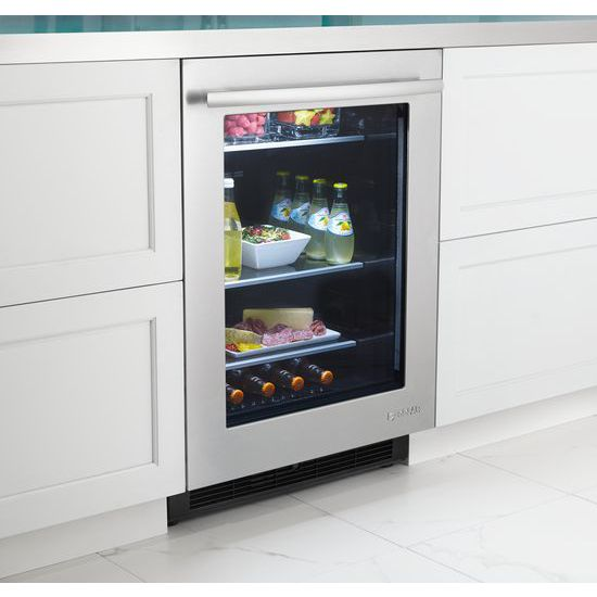 "Model: JUG24FLERS | Euro-Style 24"" Under Counter Refrigerator"