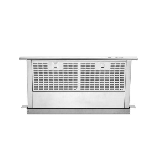 "Model: JXD7030YS | Jenn-Air Euro-Style Stainless 30"" Telescoping Downdraft Ventilation"