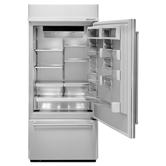 Model: KBBR306ESS | 20.9 Cu. Ft. 36