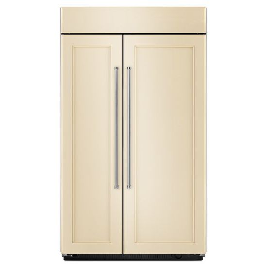 Model: KBSN602EPA | 25.5 cu. ft 42-Inch Width Built-In Side by Side Refrigerator