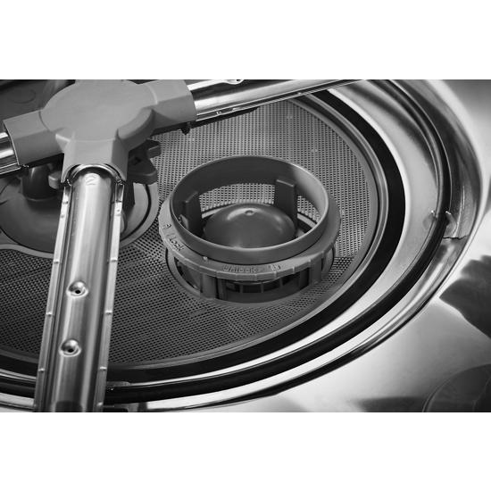 Model: KDFE104HBL   KitchenAid 46 DBA Dishwasher with ProWash™, Front Control
