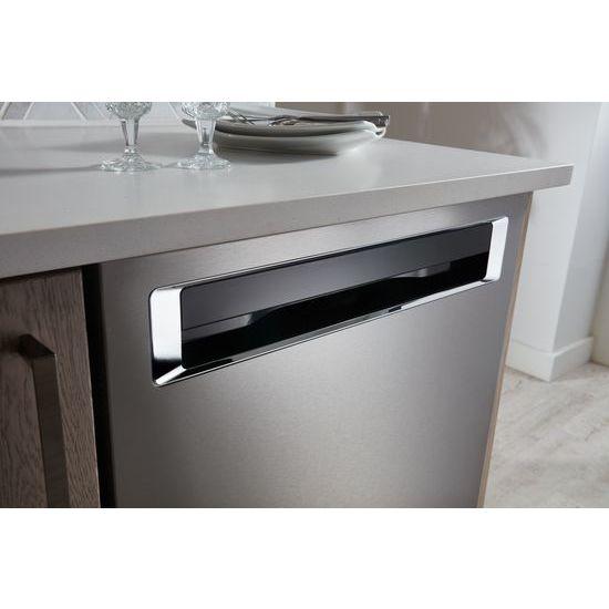 Model: KDPE334GPS   39 DBA Dishwasher with Fan-Enabled ProDry™ System and PrintShield™ Finish, Pocket Handle