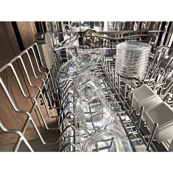 Model: KDTE334GBS | 39 DBA Dishwasher with Fan-Enabled ProDry™ System and PrintShield™ Finish