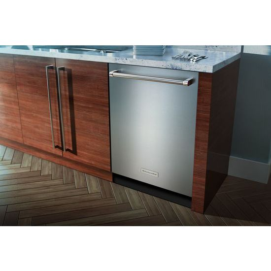Model: KDTM404ESS | 44 dBA Dishwasher with Dynamic Wash Arms