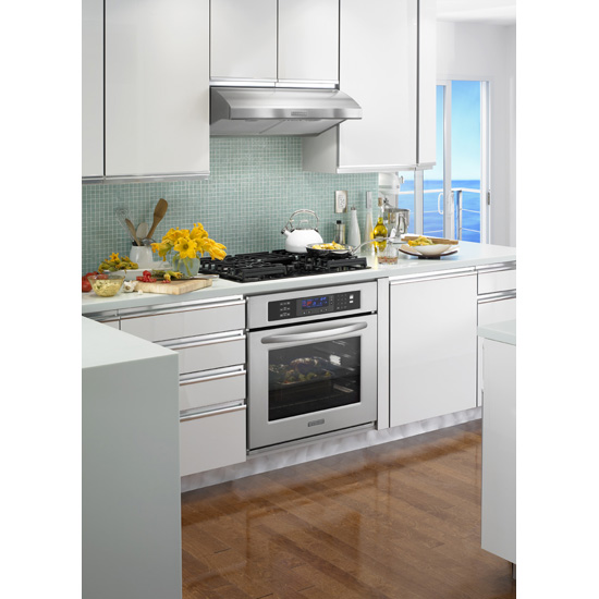 Model: KGCC506RBL | 30-Inch 4 Burner Gas Cooktop, Architect® Series II