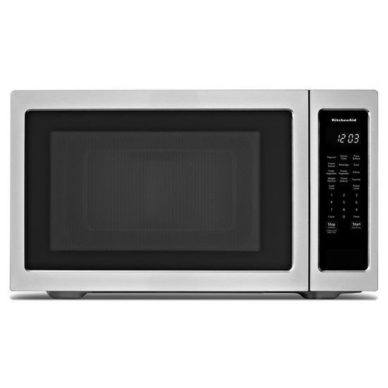 "KitchenAid 24"" Countertop Microwave Oven - 1200 Watt"