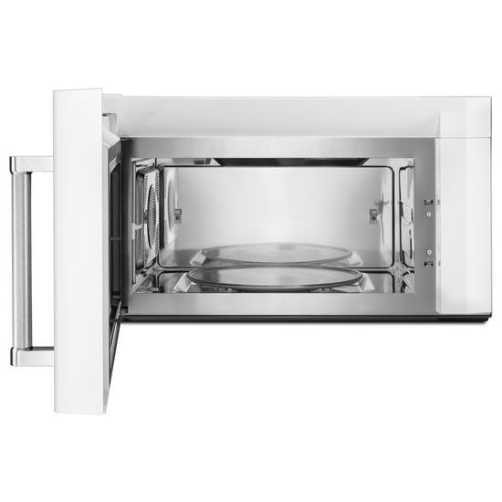 Model: KMHC319EWH | 1000-Watt Convection Microwave Hood Combination