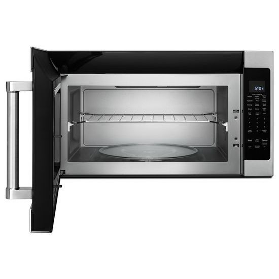 "KitchenAid 30"" 1000-Watt Microwave Hood Combination"