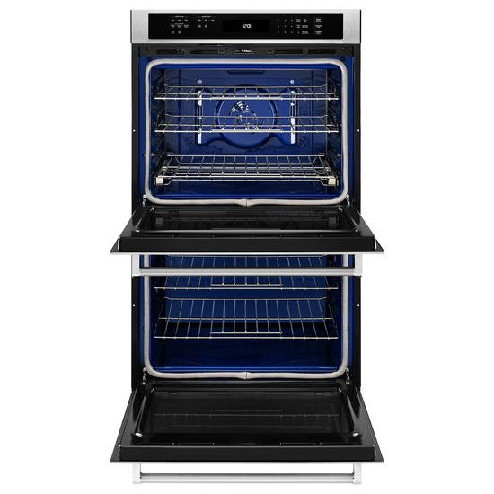 "Model: KODE300ESS | KitchenAid 30"" Double Wall Oven with Even-Heat™  True Convection (Upper Oven)"