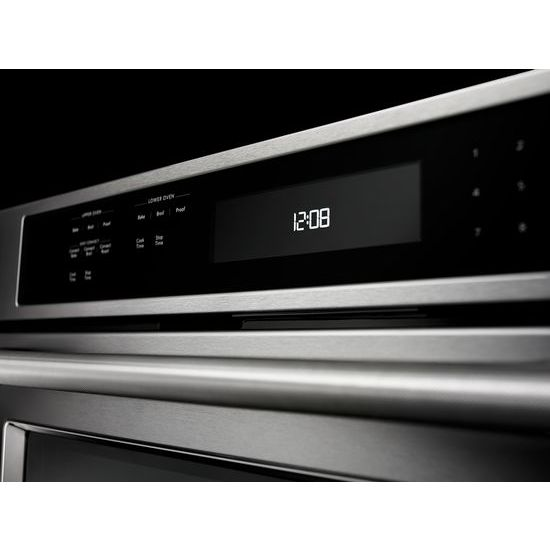"Model: KODE307ESS | KitchenAid 27"" Double Wall Oven with Even-Heat™  True Convection (Upper Oven)"