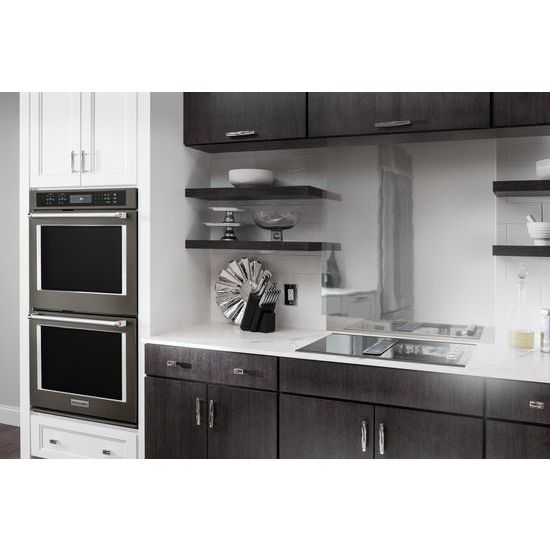 Kitchenaid Kode500ebs 30 Double Wall Oven With Even Heat True Convection Kode500ebs Art Handler S Appliance Center