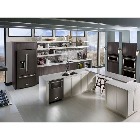 "Model: KODE500EBS | KitchenAid 30"" Double Wall Oven with Even-Heat™ True Convection"