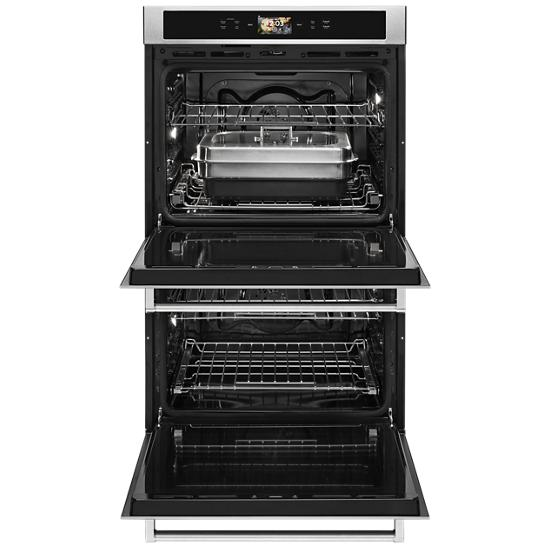"Model: KODE900HSS | KitchenAid Smart Oven+ 30"" Double Oven with Powered Attachments"