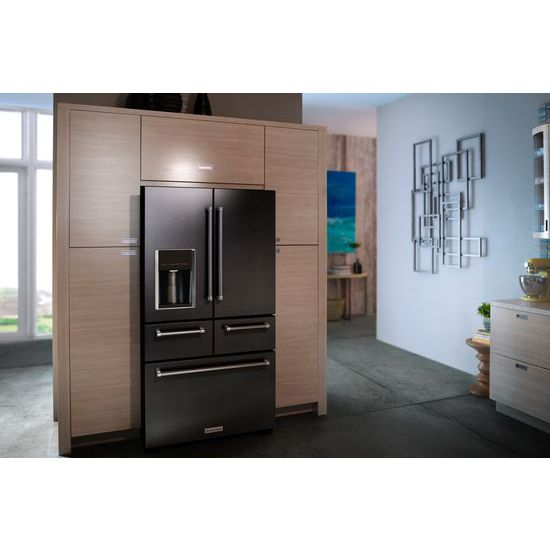 Model: KRMF706EBS | 25.8 Cu. Ft. 36