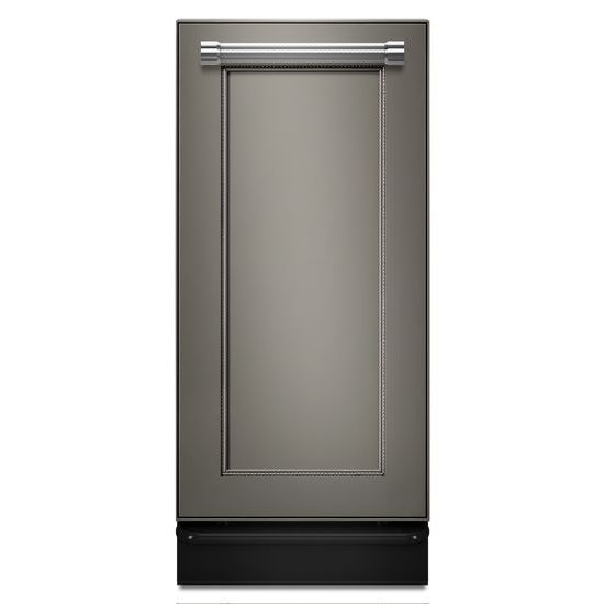 Model: KTTS505EPA | KitchenAid 1.4 Cu. Ft. Panel-Ready Built-In Trash Compactor