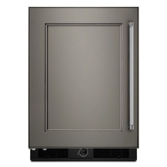 "Model: KURL104EPA | KitchenAid 24"" Panel Ready Undercounter Refrigerator"