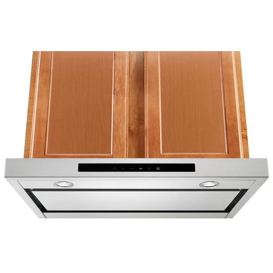 "Model: KVUB406GSS | KitchenAid 36"" Low Profile Under-Cabinet Ventilation Hood"