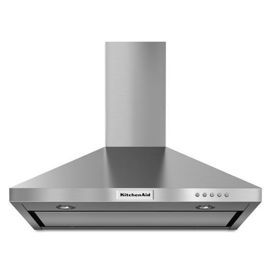 Model: KVWB400DSS | KitchenAid 30'' Wall-Mount, 3-Speed Canopy Hood