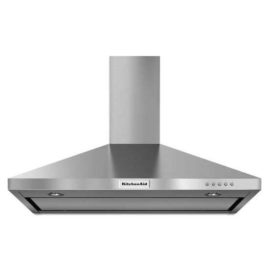 Model: KVWB406DSS | KitchenAid 36'' Wall-Mount, 3-Speed Canopy Hood