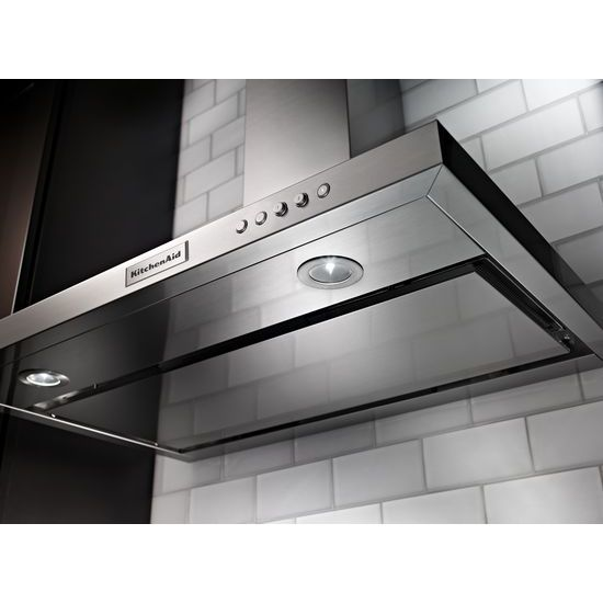 Model: KVWB406DSS | 36'' Wall-Mount, 3-Speed Canopy Hood
