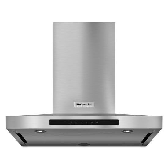 "Model: KVWB600DSS | KitchenAid 30"" Wall-Mount, 3-Speed Canopy Hood"