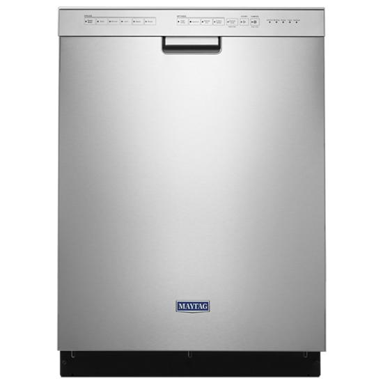 Model: MDB4949SHZ | Maytag Stainless Steel Tub Dishwasher with Most Powerful Motor on the Market