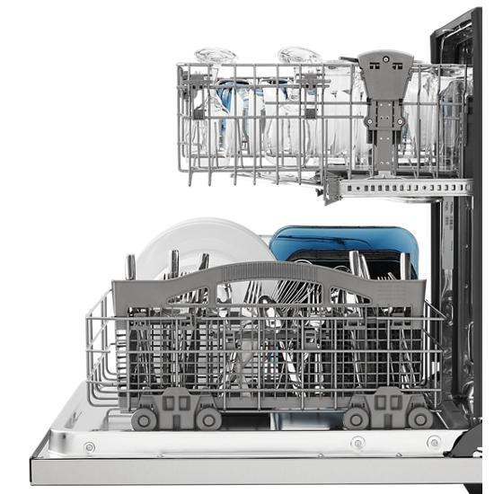 Model: MDB7959SHZ | Maytag Top Control Powerful Dishwasher at Only 47 dBA