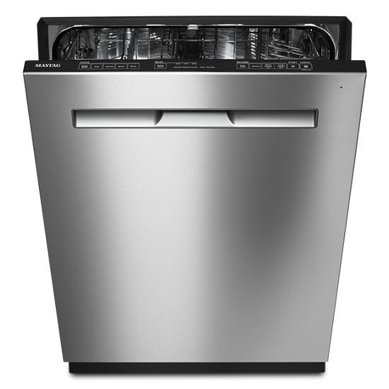 Model: MDB7959SHZ | Maytag Top Control Powerful Dishwasher at Only 47 dBA
