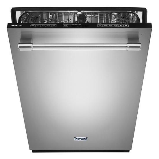 Model: MDB7979SHZ | Maytag Top Control Powerful Dishwasher at Only 47 dBA