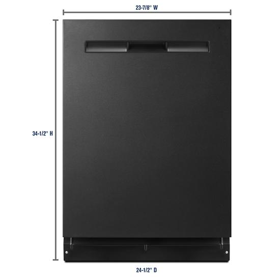 Model: MDB8989SHK   Maytag Top Control Dishwasher with PowerDry Options and Third Level Rack