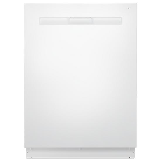 Model: MDB8989SHW | Maytag Top Control Dishwasher with PowerDry Options and Third Level Rack