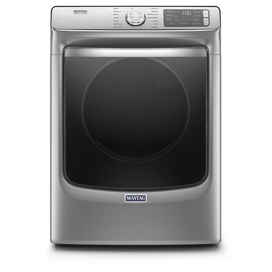 Maytag Smart Front Load Electric Dryer with Extra Power and Advanced Moisture Sensing with industry-exclusive extra moisture sensor - 7.3 cu. ft.